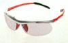 テニス用スポーツサングラスは、安全でずれにくく、かるいサングラスをお奨めいたします。