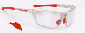 度入りスポーツサングラスは、近視用・遠視用・乱視用・遠近両用が制作できます。