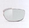 度付きのスポーツサングラスに適したスポーツ用サングラスはフレーム設計が重要です。