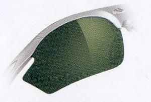 ゴルフ専用サングラスレンズは、グリーンやフェアウェイで使用する最適なレンズカラー。