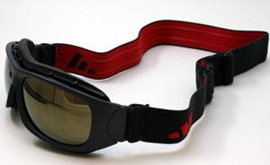 adidasアディダススポーツ用サングラスa143-01-6053