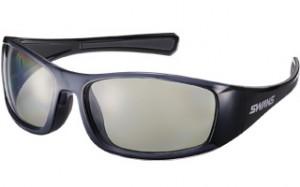 ジャストフィットなゴルフに適したサングラス選びはフレームの機能を重視した設計が必要。