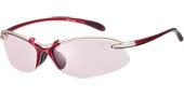 スポーツサングラスのご婦人用ウォーキングサングラスは軽さとフィット感が大切です。