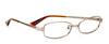 メガネを掛けている方のグリーン上でのパターは、プリズム作用がおこりにくいゴルフに適したメガネの制作が必要。