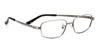 ゴルフどきのスポーツ用メガネは、視機能を考慮した専門スタッフの技術が必要。