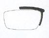 長時間のロードバイク用メガネは、視界の確保や装用感を重視した設計選びが大切です。