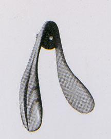 自転車用の女性がかけられるサングラスは風の巻き込みのことを考慮して設計されました。