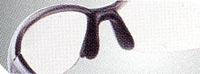 テニスどきのサングラスは汗、動きによるズレ対策ができるテニス用サングラスが必要です。