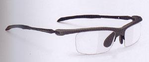 メガネフレームには、長時間の自転車に乗るときに適した自転車用メガネフレームがあります。