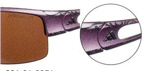 テニス用スポーツグラスには、女性用として考えた設計製作されたサングラスを選ぶ事が大切。