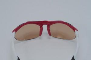 野球用こどもサングラスのパッドの特徴