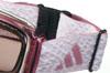 近視や遠視、乱視の方にスノーボードゴーグルの内側に度入りのレンズを入れるフレームをセット。