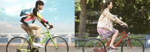 自転車用のサングラス、自転車用の度つきサングラス選びのご提案ショップ。