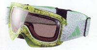 曇らないスキーゴーグルは、ゴーグルフロント部に戦略的に設計されています。