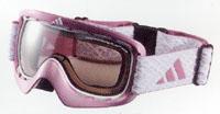 レディース用度入りスキー用ゴーグル選びはメガネ専門店にお任せ下さい。