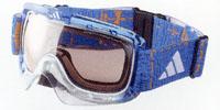 おしゃれな度入りスキー用ゴーグルはスポーツグラス専門ショップにご相談下さい。