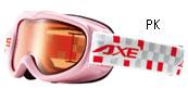 おしゃれな子供用スキーゴーグル、スノーボードゴーグルにメガネをかけたまま装用できるゴーグルがあります。
