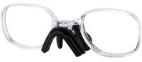 強度近視の方に適したスポーツサングラスは、インナーフレームタイプがお奨めです。