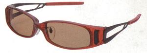 スポーツグラスの偏光レンズは、スノーボードに適した偏光レンズ選びが大切です。
