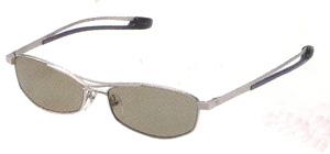ウォーキング時の偏光サングラスは、一般のサングラスと違って視界がクッキリとします。