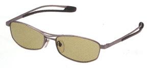ウォーキング時の度付き偏光サングラスは、一般の度付きサングラスと違って視界がクッキリとします。
