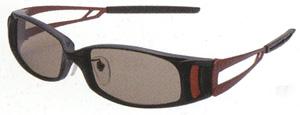スポーツサングラスの偏光レンズは、ウォーキングに適した偏光レンズ選びが大切です。