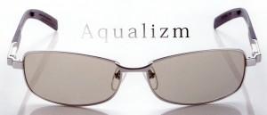 イカ釣り時の偏光サングラスは、一般のサングラスと違って視界がクッキリとします。