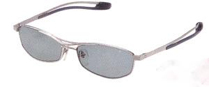 登山時の偏光サングラスは、一般のサングラスと違って視界がクッキリとします。