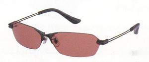 フィッシング用偏光サングラス度入りは、水面のギラツキカットして水中をハッキリさせるサングラスです。
