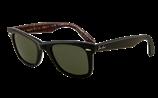 度つきサングラスデザインとして、ウェリントン型サングラスをお奨めいたします。