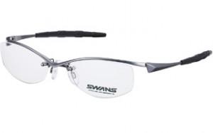 スポーツ時の跳ね上げメガネはゴルフ、釣り、ウォーキング時に便利なフレームです。