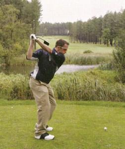 ゴルフどきの花粉症対策としてゴルフ用花粉症サングラスをご提案