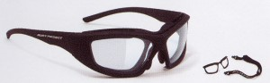 サバゲーゲーム時に適したRD:GUARDYAN 眼鏡フレーム