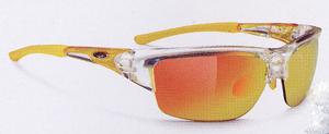 自転車度付きサングラス、ロードバイク度入りサングラスはカラー選びが重要。