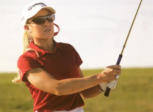 ゴルフ時の花粉対策サングラスとしてスポーツ用花粉サングラスのご紹介
