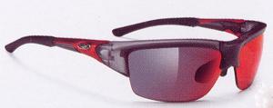 自転車度付きサングラス、ロードバイク度付きサングラスはカラー選びが重要。