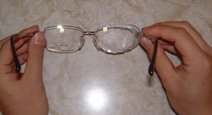 メガネを掛けている方のゴルフ時のスポーツメガネ用花粉症対策ゴルフ眼鏡のご紹介