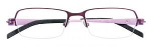 スポーツグラスタイプのテニス用花粉症度付きメガネのご紹介