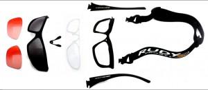激しいスポーツの眼鏡には、スポーツに適したスポーツグラス度付きがあります。