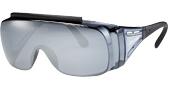 ドライブどきのメガネを掛けている方の便利なオーバーサングラスのご紹介。