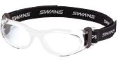 眼鏡が必要なフットサル選手に適したフットサル度付き保護ゴーグルのご紹介。
