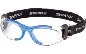 メガネが必要なフットサル選手に適したフットサル度付き保護ゴーグルのご紹介。