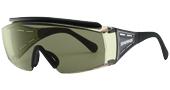 スポーツ観戦どきの眼鏡を掛けている方の便利なオーバーサングラスのご紹介。