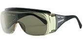 釣りどきの眼鏡を掛けている方の便利なオーバーサングラスのご紹介。