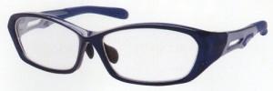 野球時と普段メガネを兼用できるフレームAT-6007