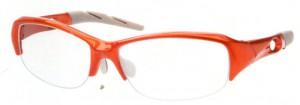 野球時と普段メガネを兼用できるフレームAT-6008