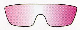 スポーツグラスには、サングラスやメガネやゴーグルが度入りスポーツグラスが可能です。