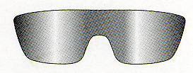 スポーツグラスには、サングラスやメガネやゴーグルが度付きスポーツグラスが可能です。
