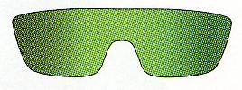 スポーツグラスには、サングラスやメガネやゴーグルがスポーツグラス度入りが可能です。