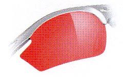 スポーツ用サングラス度入りは、競技に重点を置く場合にはレンズカラー選びも大切。